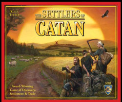 The-Settlers-of-Catan-Game